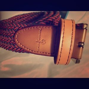 Braided belt by Bermuda Styles